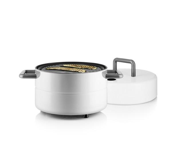 eva solo to go grill gadgetfreak not just tech. Black Bedroom Furniture Sets. Home Design Ideas