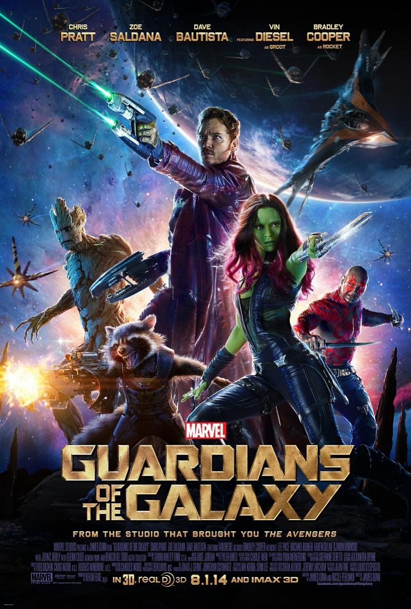Marvel's Guardians of the Galaxy – New Trailer Teaser 1