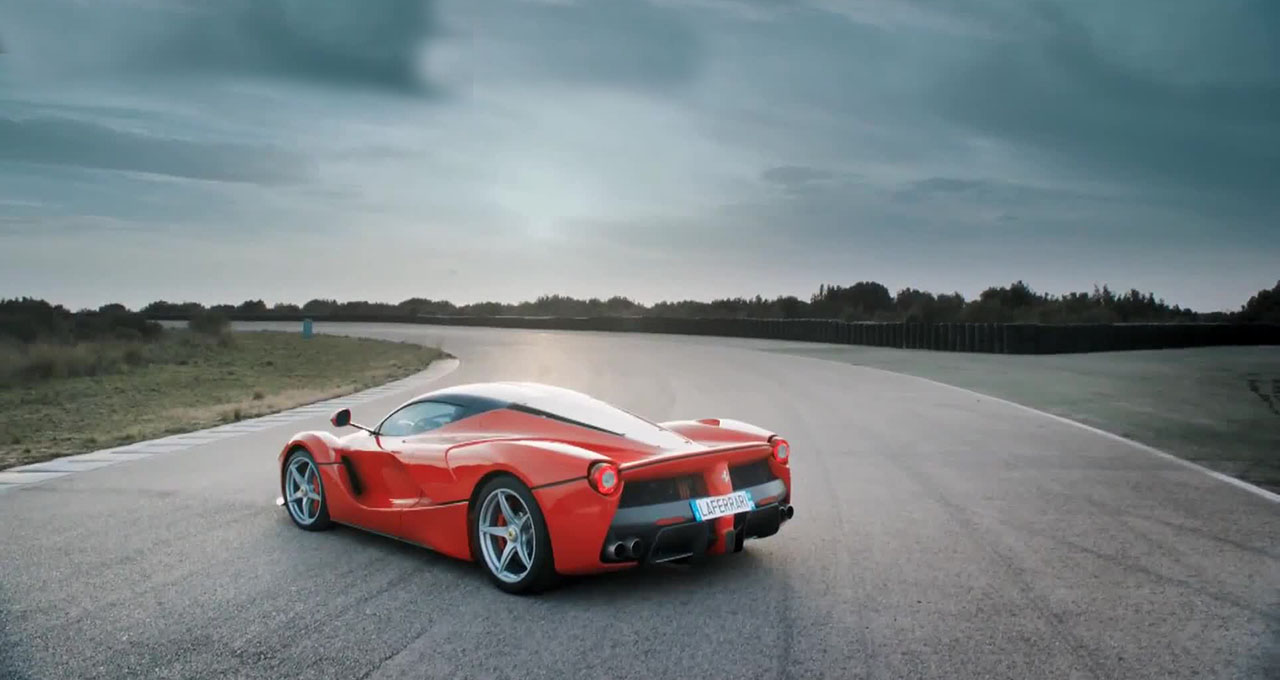 The greatest Ferrari ever;