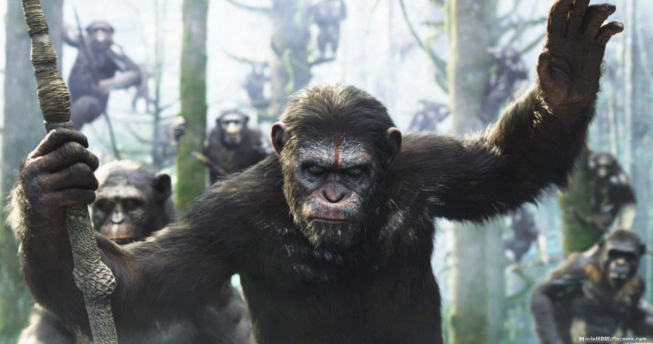 Dawn of the Planet of the Apes – Official Trailer #2