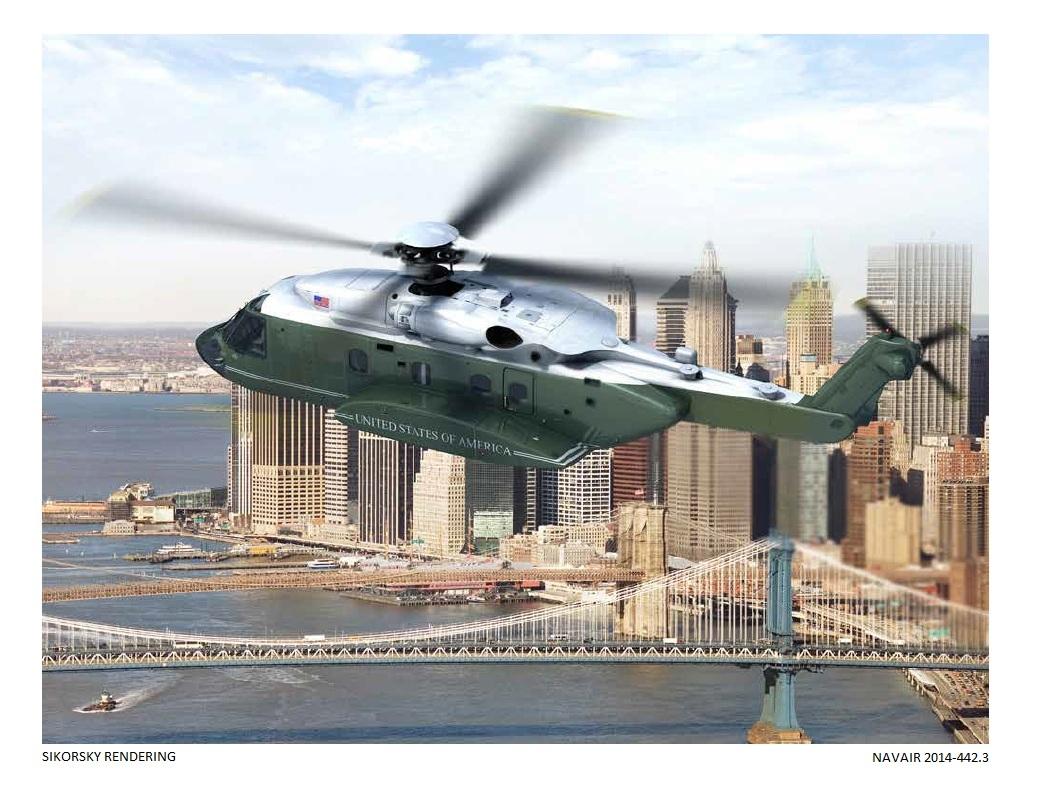 Αυτό είναι το προεδρικό ελικόπτερο των  $1.24 δις…