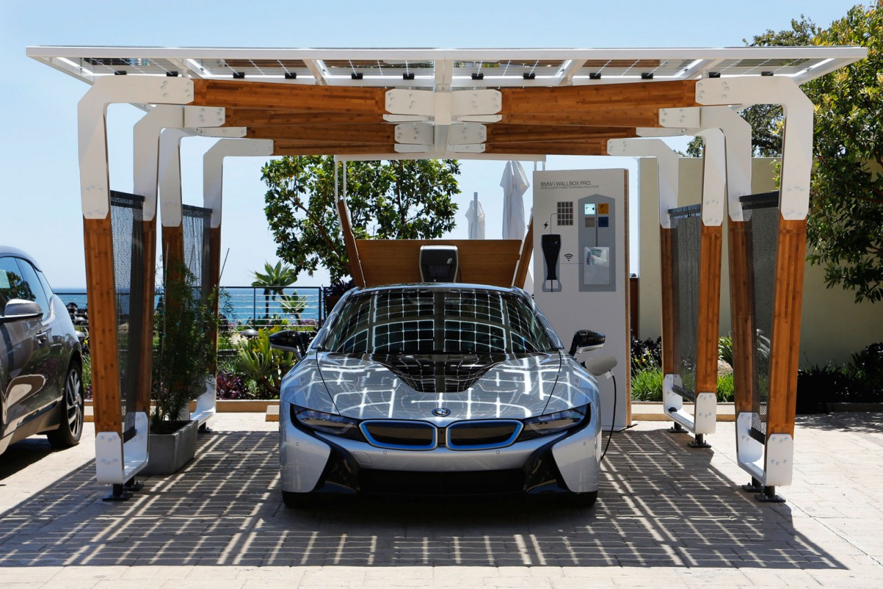 Solar-carport-concept-by-BMW-DesignworksUSA