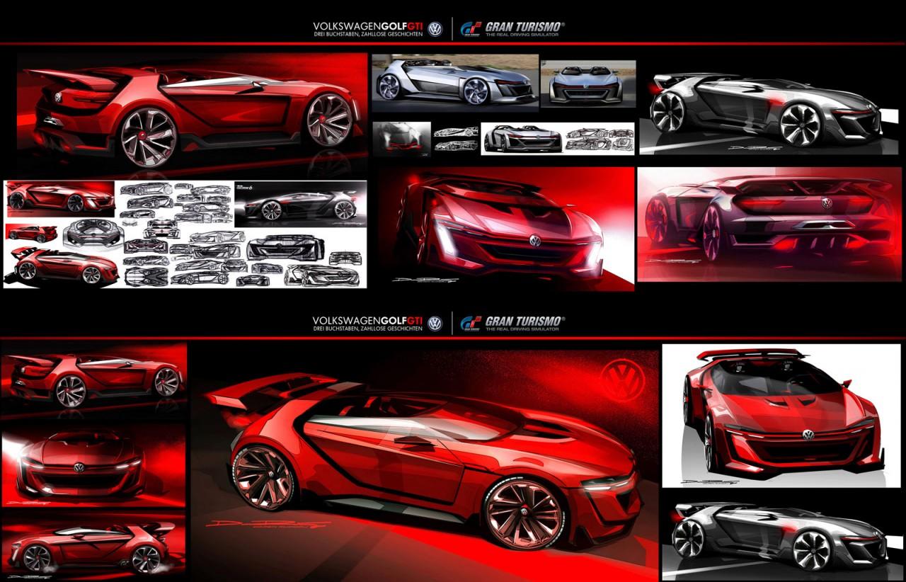 Gran Turismo Vision GTI Roadster Concept - Gadgetfreak ...