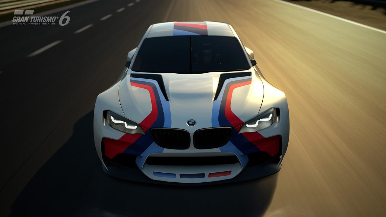 BMW Vision Gran Turismo στο GT6 – το βίντεο…