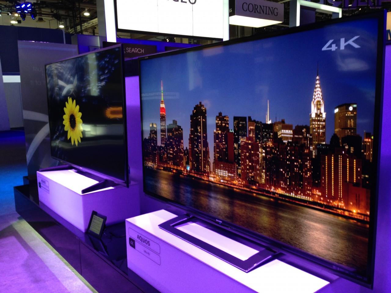 Sharp 2015 Ultra HD (UHD) TV