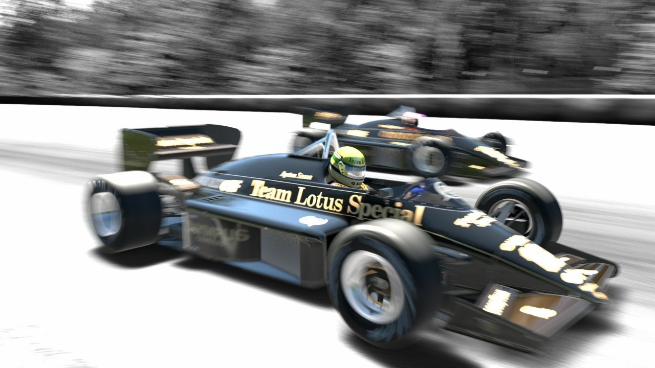 Gran Turismo 6 – Ayrton Senna's Lotus 97T