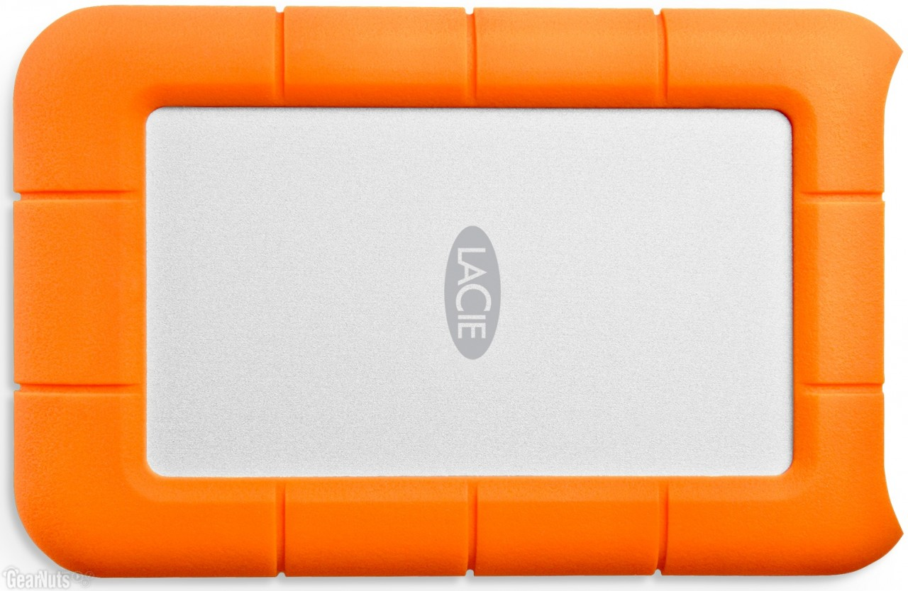 LaCie  Rugged – 387 MB/s