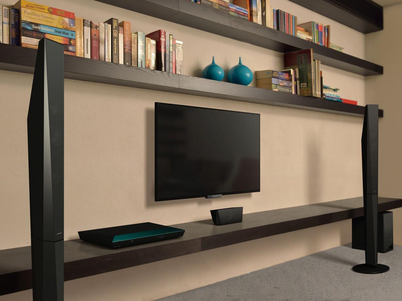 Home Cinema Sony BDV-E4100