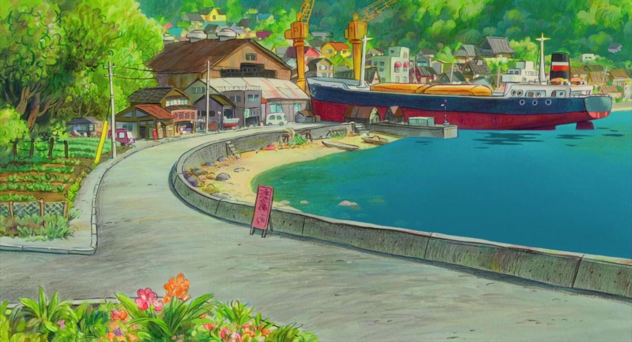Οι υπέροχες εικόνες του Studio Ghibli…