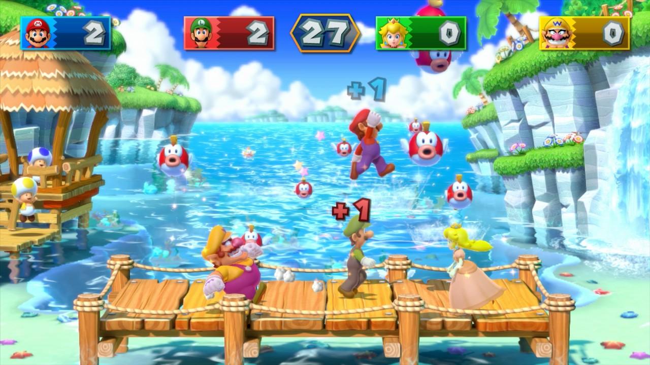 Έκθεση Ε3 2014 – Mario Party 10 για το Wii U…
