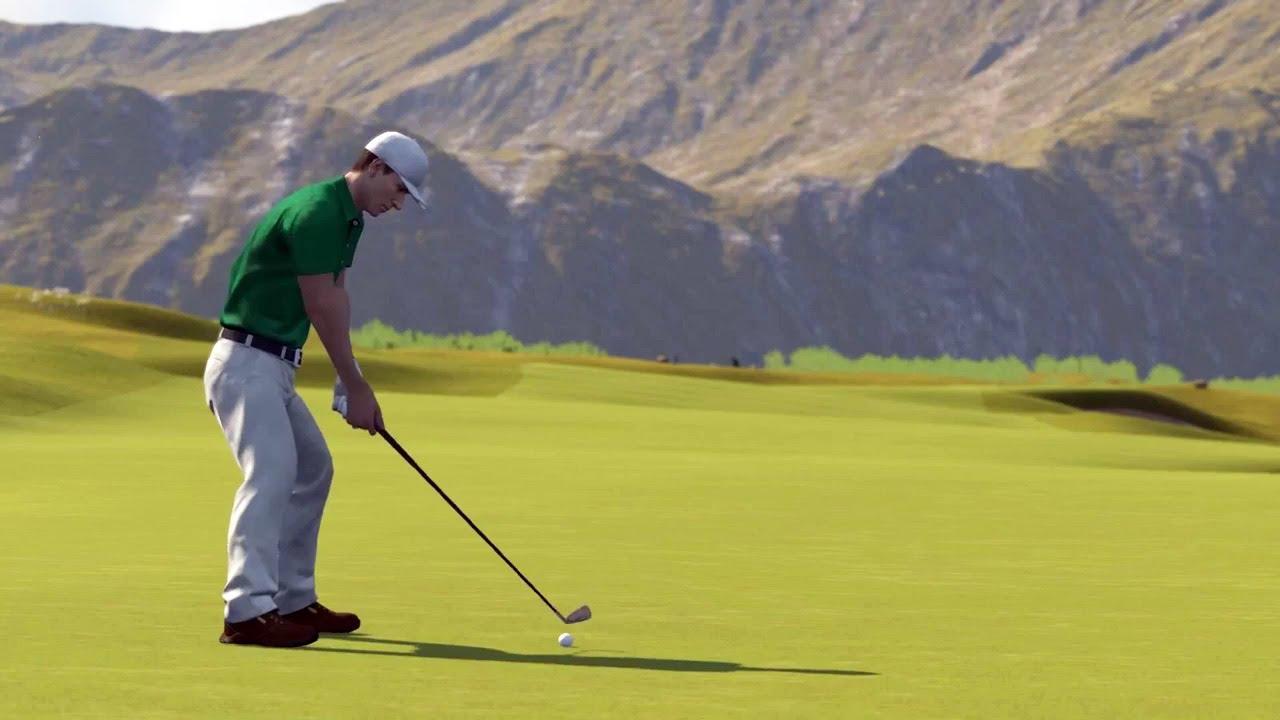 Έκθεση Ε3 2014 – The Golf Club Trailer…