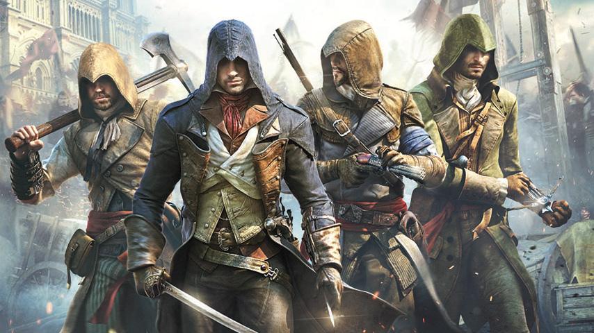 Έκθεση Ε3 2014 – Assassin's Creed: Unity E3 Trailers…