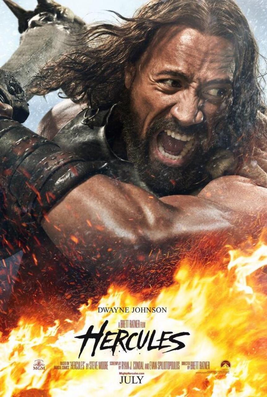 Hercules – Official Trailer #2
