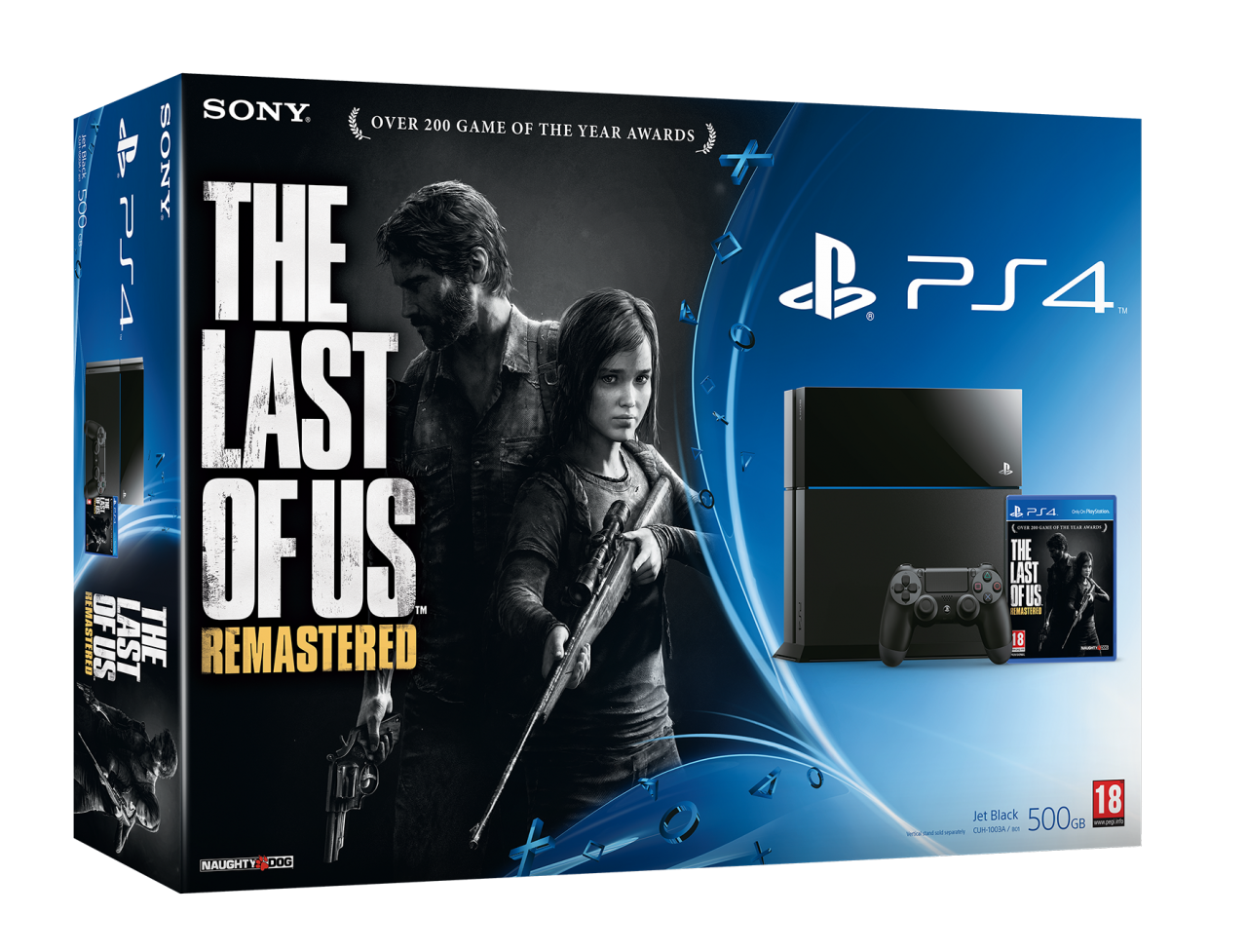 The Last of Us Remastered PS4 Bundle – επίσημα για Ευρώπη…