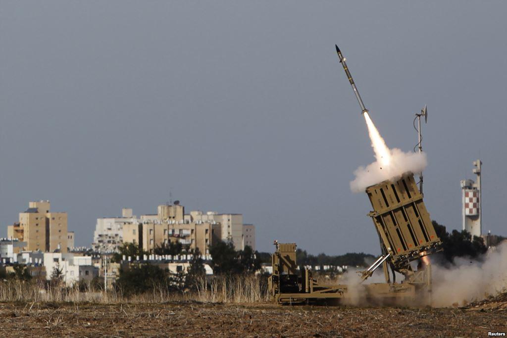 Iron Dome – το hi tech όπλο του Ισραήλ…