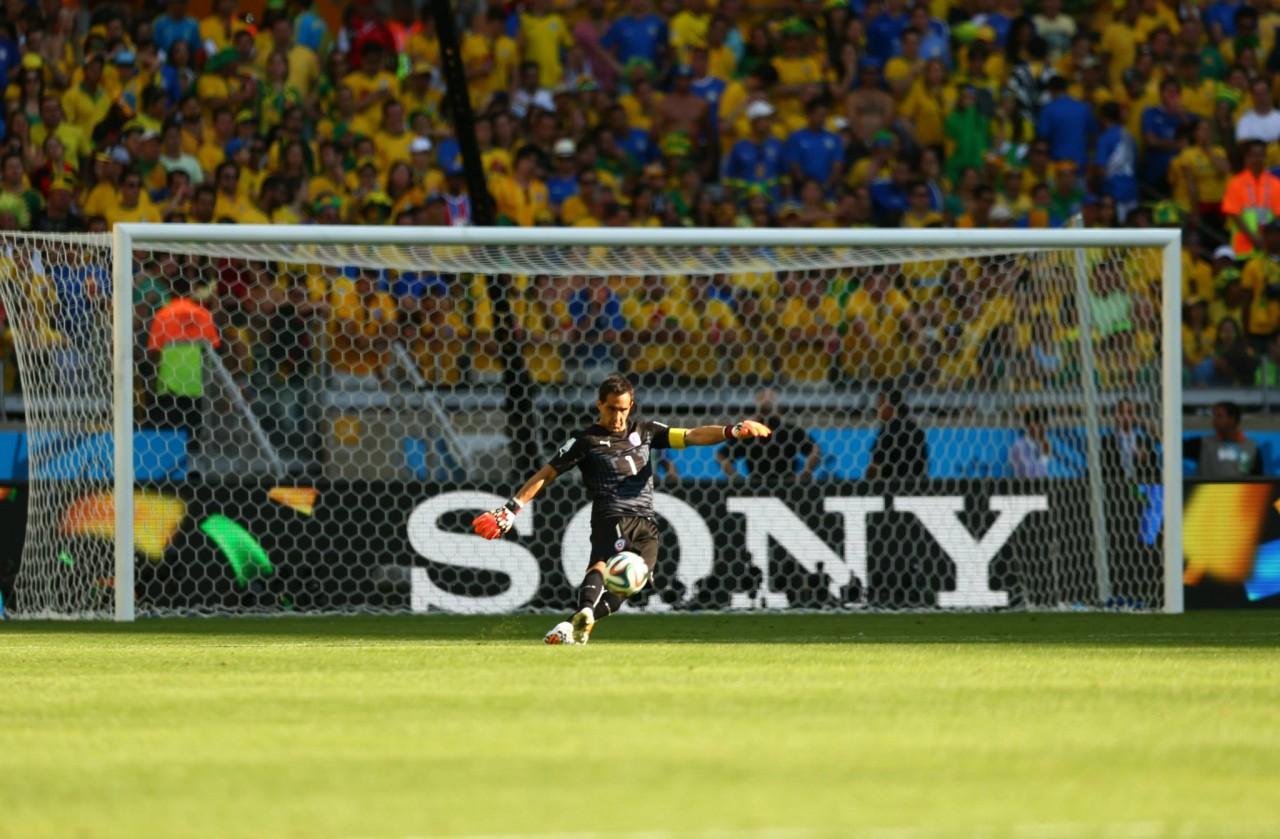 Η Sony φέρνει τα γήπεδα της Βραζιλίας στην Ελλάδα…