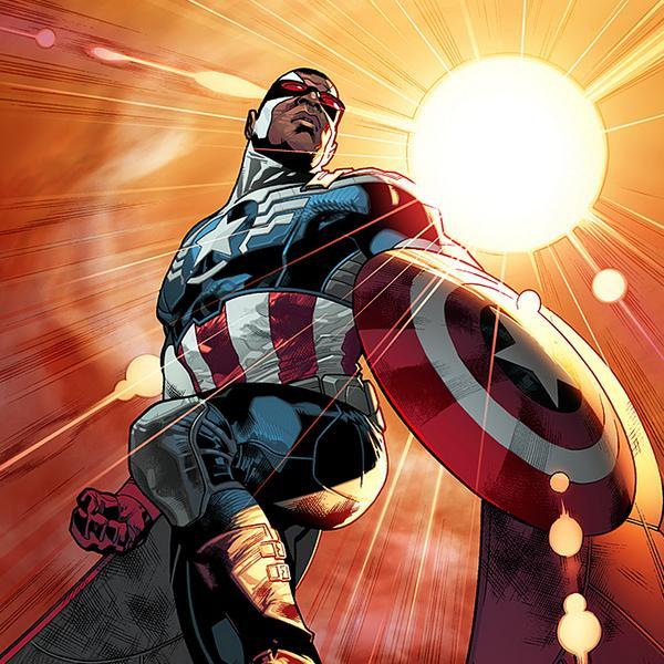 Ο επόμενος Captain America θα είναι έγχρωμος…