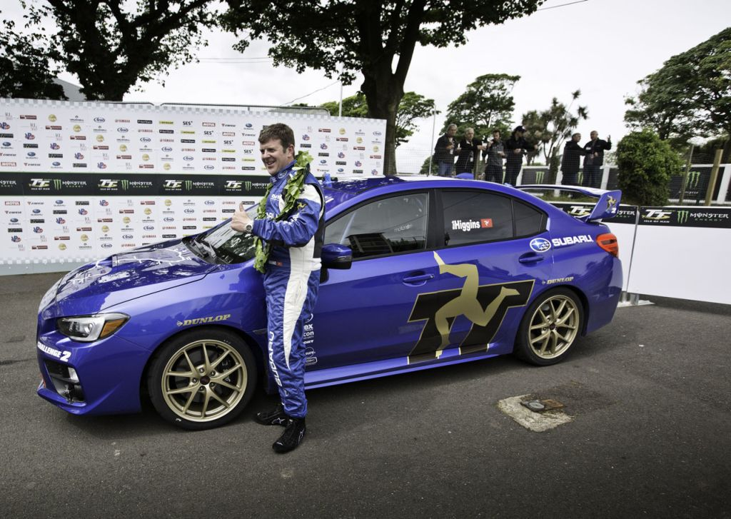 Subaru TT Challenge 2