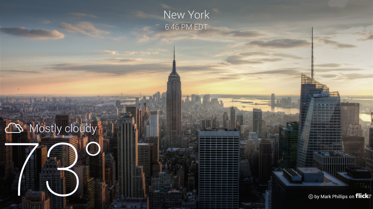 Η καλύτερη app καιρού για Android;