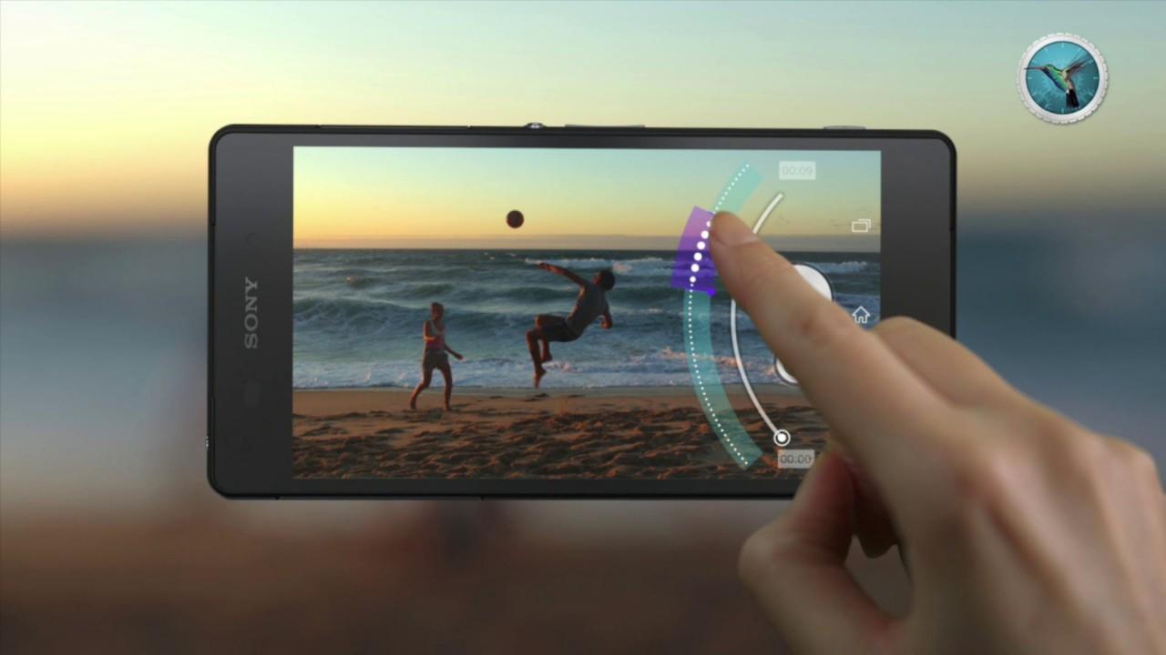 Νέα Movie Creator App για το Sony Xperia Z2…
