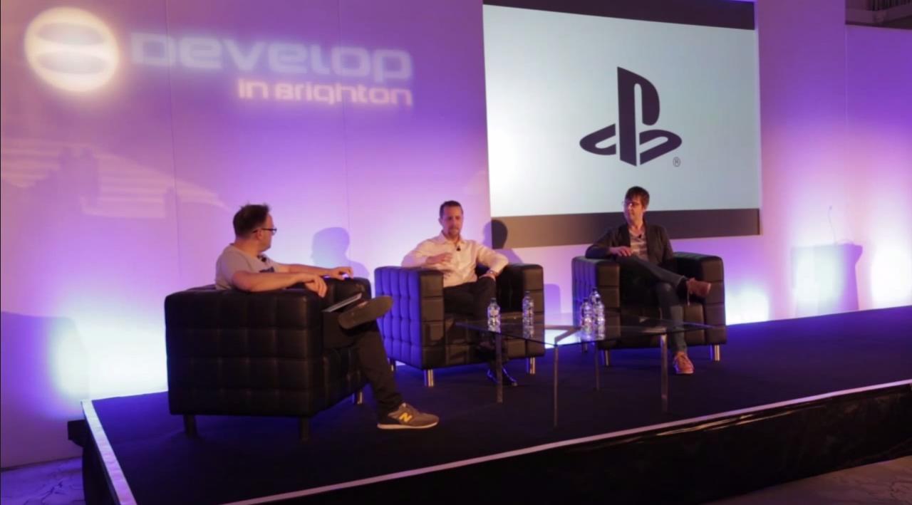 20 Χρόνια PlayStation στην Develop 2014…
