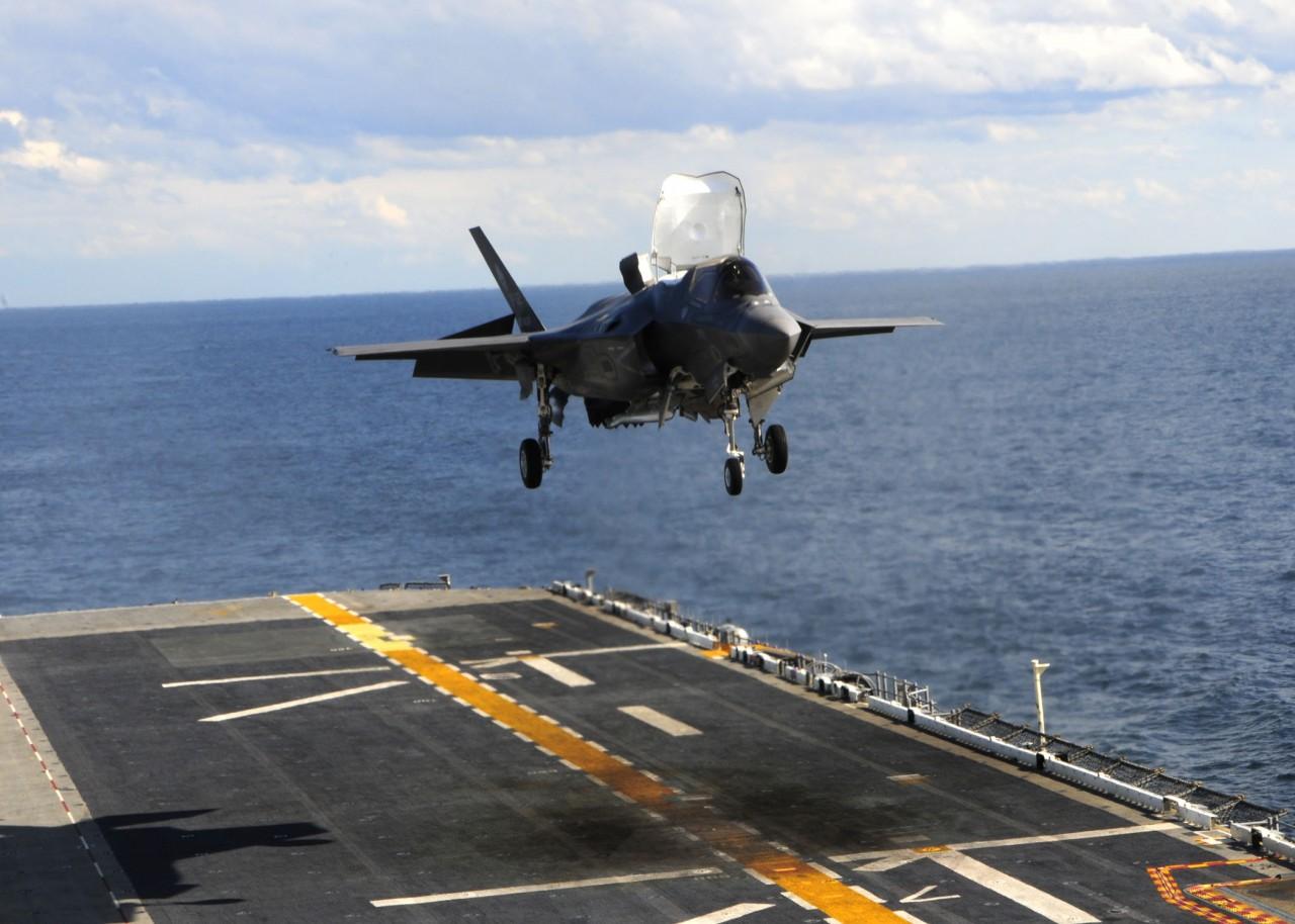 F35-Sea-Trials