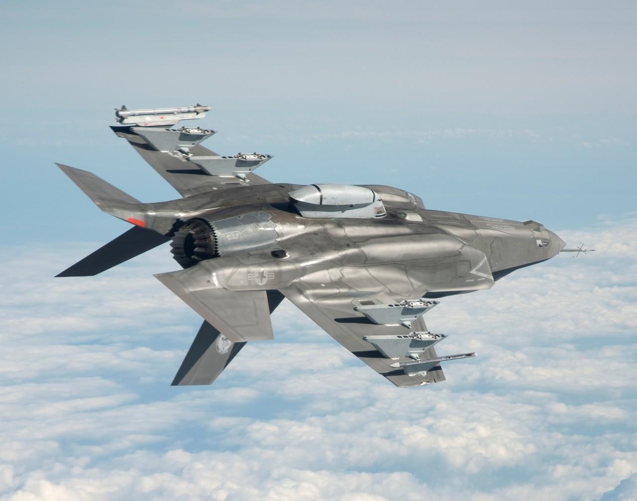 Μαχητικό F-35 – και νέες απίστευτες ιστορίες προβλημάτων…