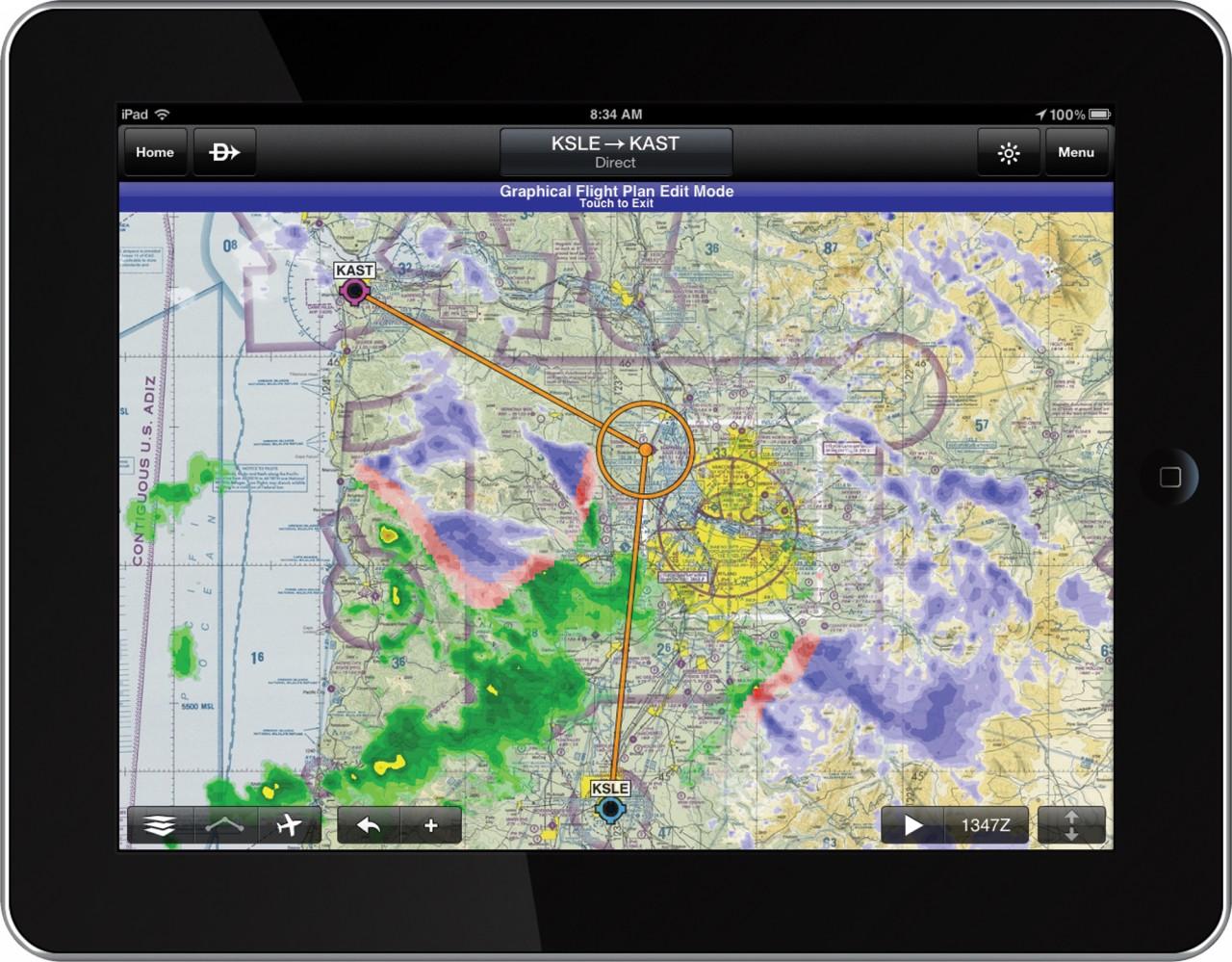 Garmin Pilot – ασύρματα το πιλοτήριο στο tablet…