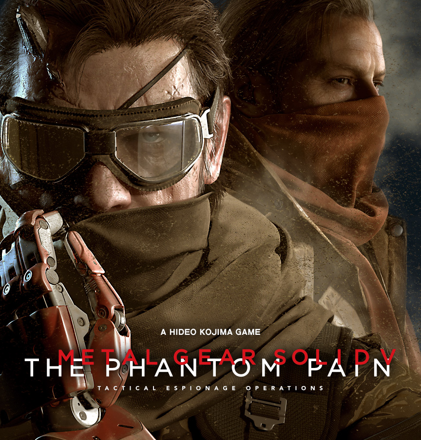 Metal Gear Solid V: The Phantom Pain E3 – το trailer σε εντυπωσιακά 60fps…
