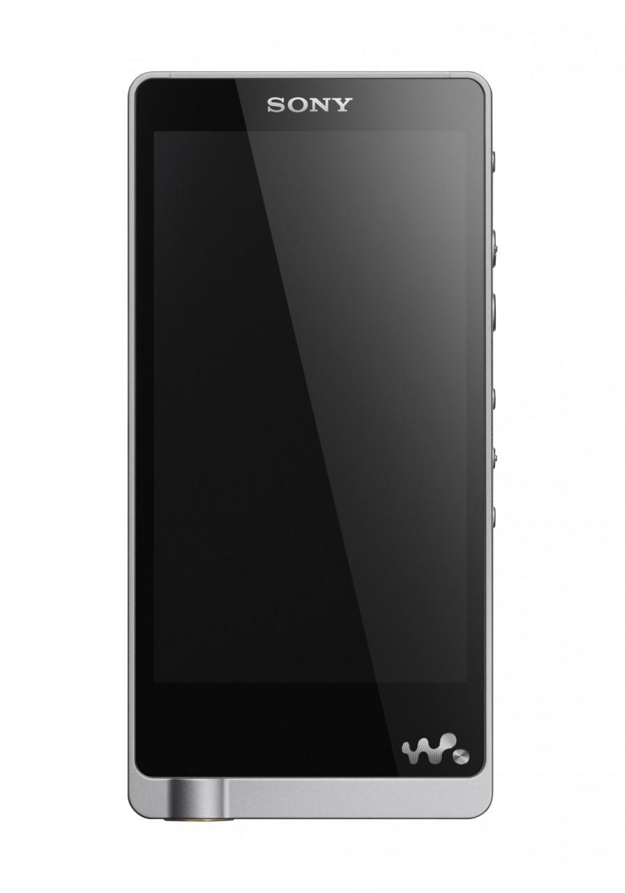 Sony NWZ-ZX-1。