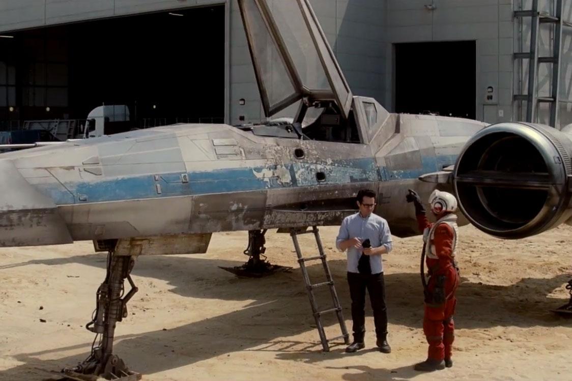Star Wars –  το είδατε το νέο X-Wing στο βίντεο…