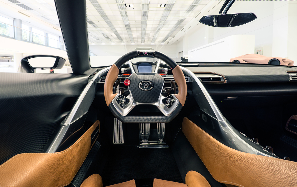 Toyota FT1 8