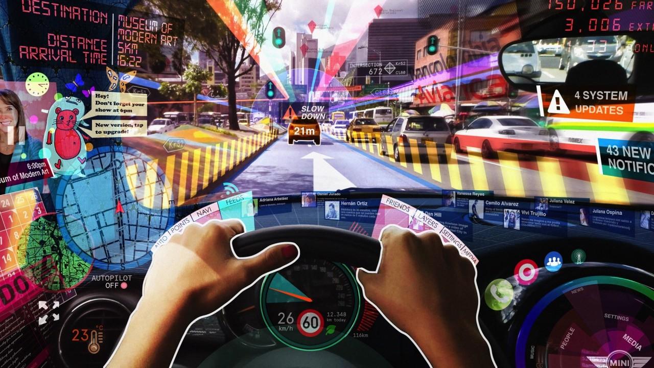 Η οδήγηση στο Μέλλον…
