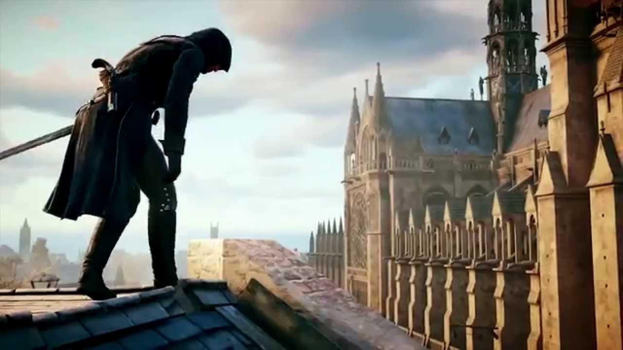 Assassin's Creed Unity – μέσα από τους δρόμους του Paris…