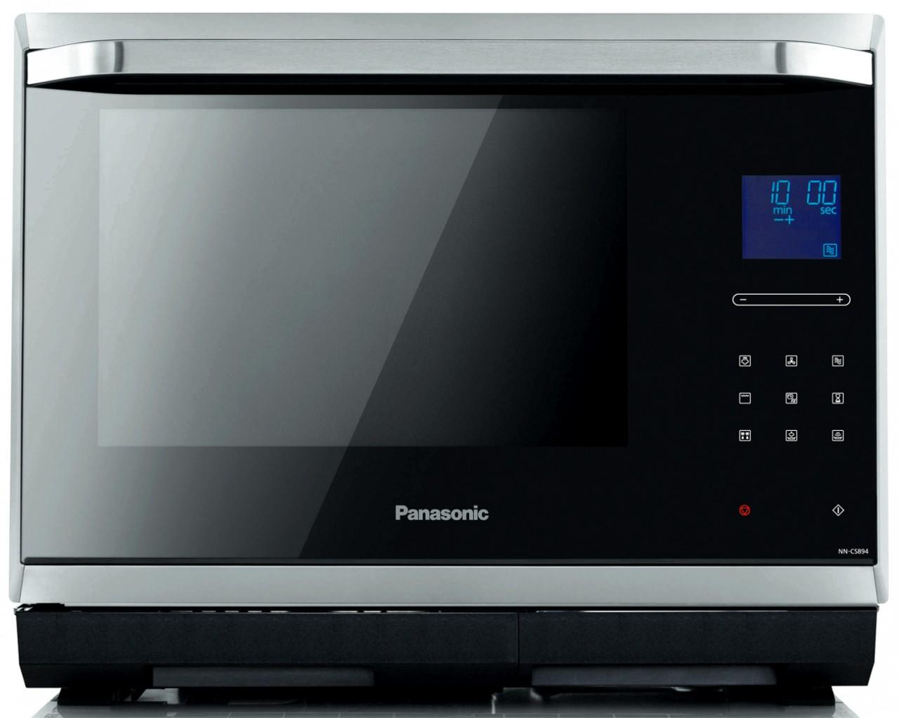 Panasonic_Dampfgar-Mikrowelle_NN-CS894