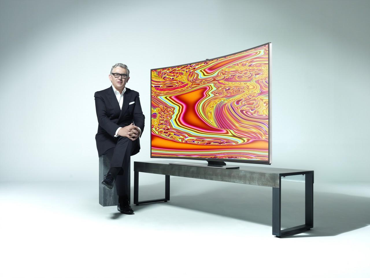 iFA 2014 – η εξέλιξη της τηλεόρασης είναι 4Κ, OLED, flexible και σε τεράστια μεγέθη…