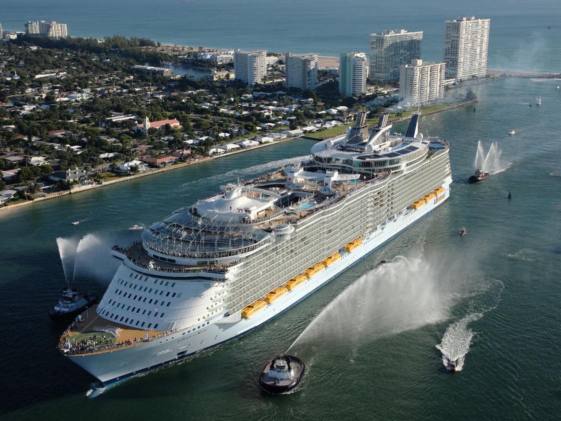 Royal Caribbean Quantum of the Seas – τεχνολογικός γίγαντας των Θαλασσών…