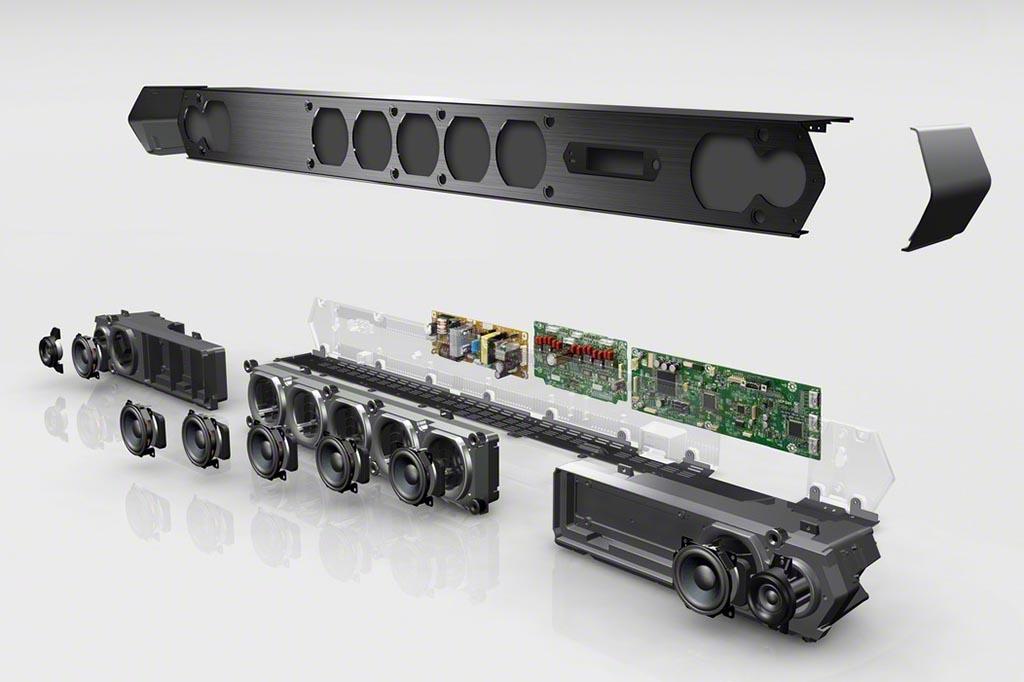 Υπέροχη Sony HT-ST7 – και πως 'βάζεις' 7 κανάλια σε μια ηχομπάρα…