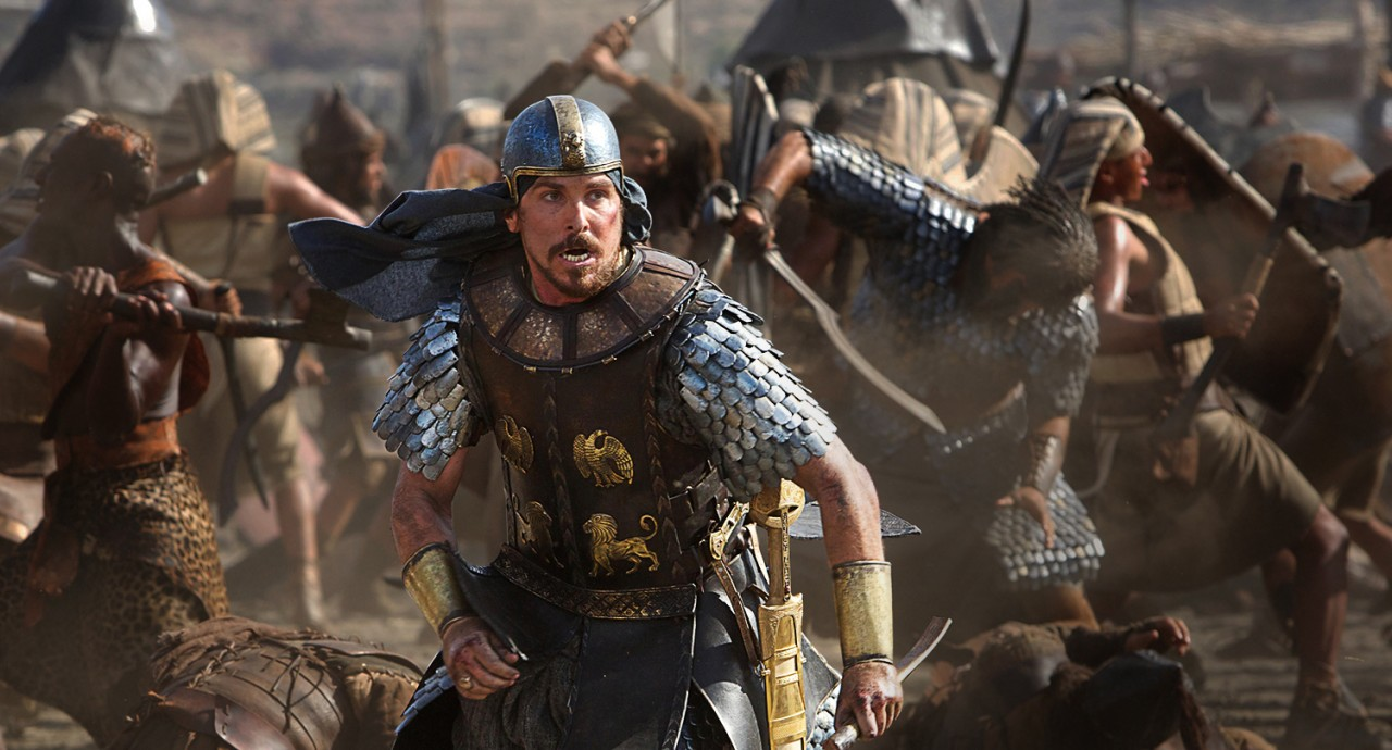 Exodus: Gods and Kings – Official Trailer