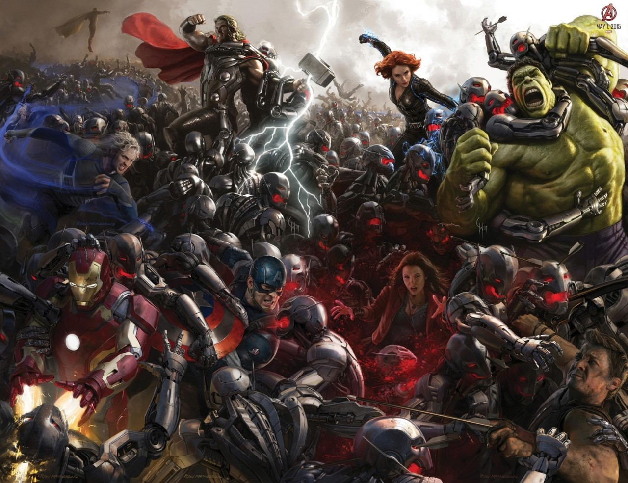 """""""Avengers: The Age of Ultron"""""""