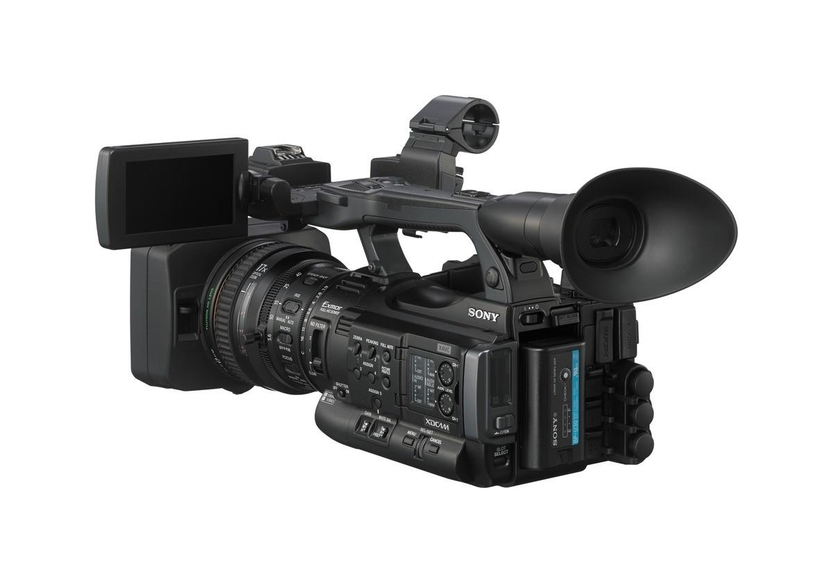 Sony PXW-X200 XDCAM – εικόνες κορυφαίας ποιότητας…
