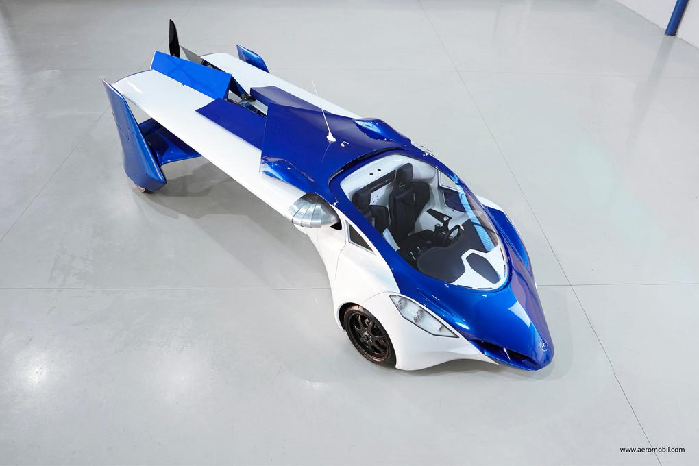 AeroMobil 3 12
