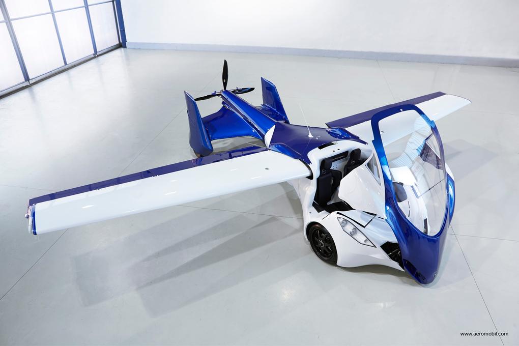 AeroMobil 3 2