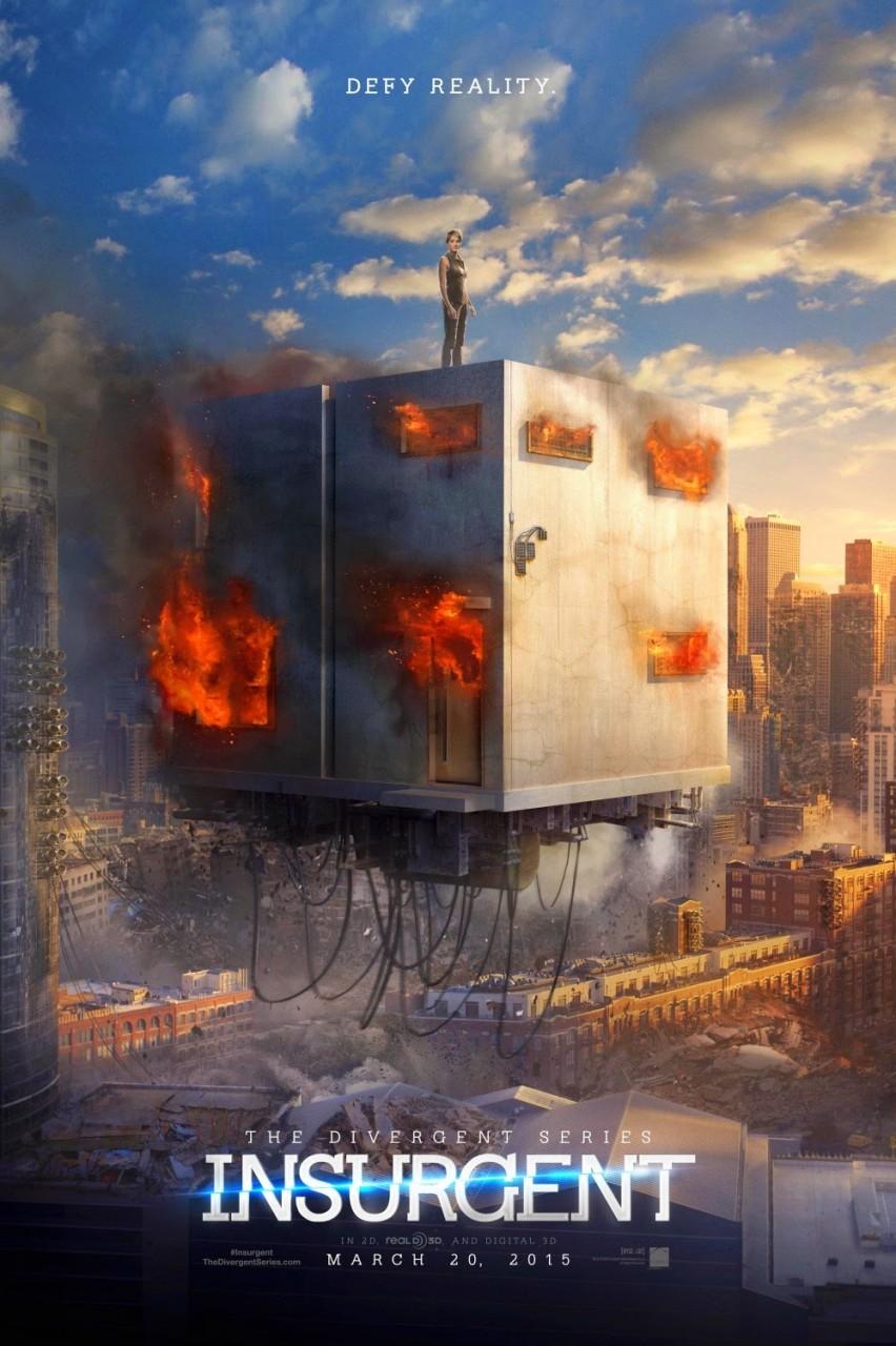 Insurgent – Official Teaser Trailer #1