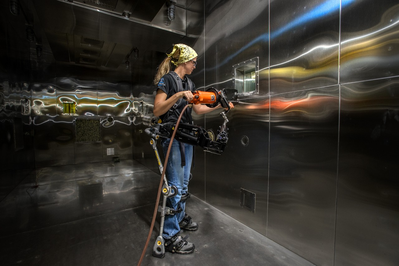 FORTIS – roboσκελετοί για τους εργάτες του Μέλλοντος…
