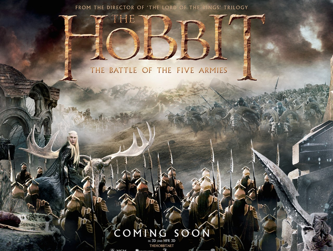 """""""The Hobbit: The Battle of the Five Armies"""""""
