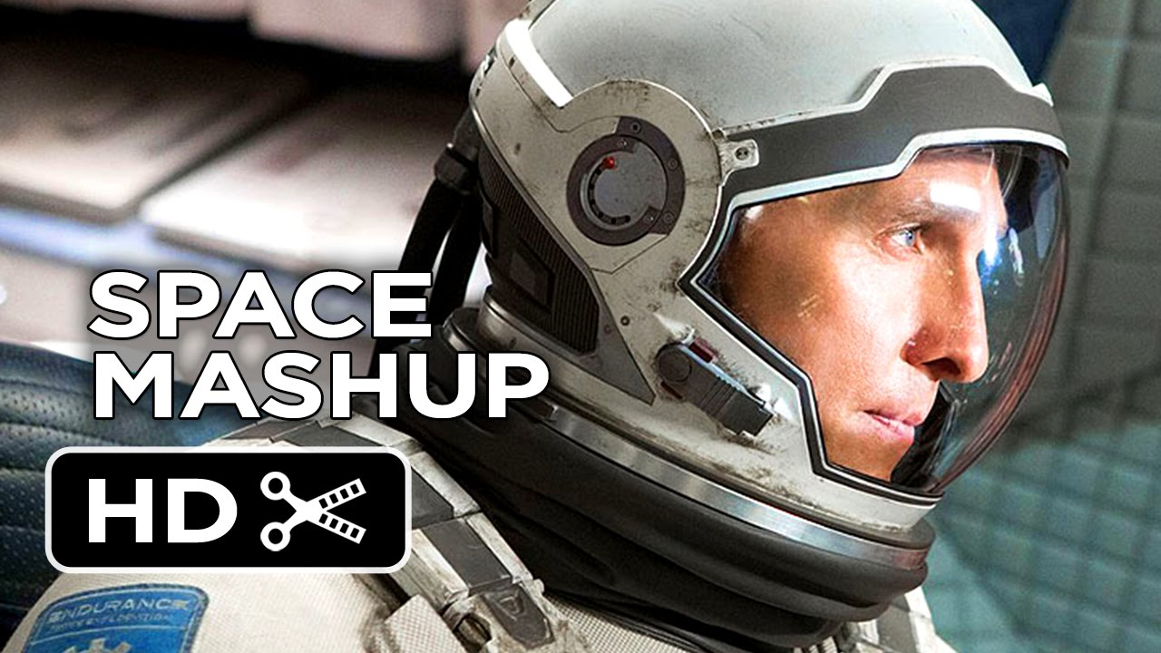 Reach For The Stars – Space Exploration Movie Mashup