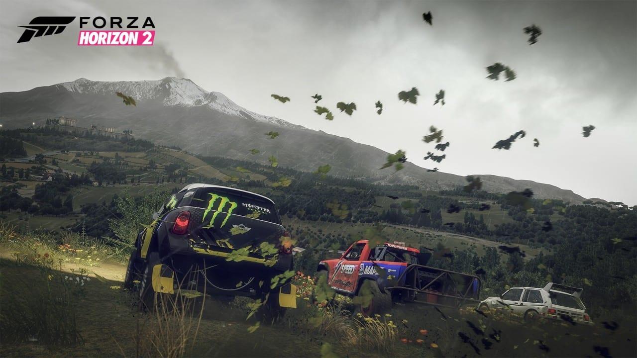Forza Horizon 2: Storm Island Expansion