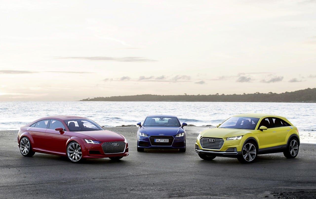 Audi TT – όλα τα design βίντεο…