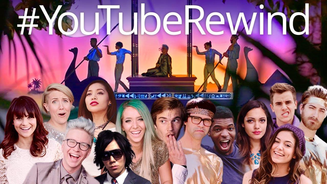 2014  'Rewind' Youtube Video